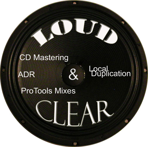 Loud & Clear Mastering Studio